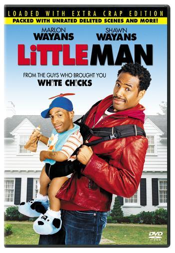 LITTLE MAN BY WAYANS,MARLON (DVD)